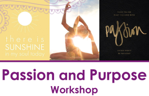Purpose and passion workshop-header