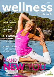 Wellness Jan 2012_Cover