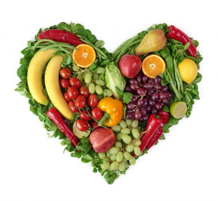 Living foods heart