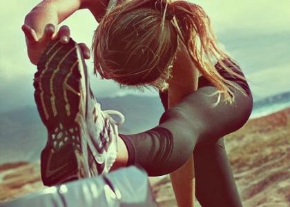 runner stretch