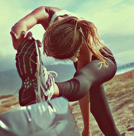 runner stretch