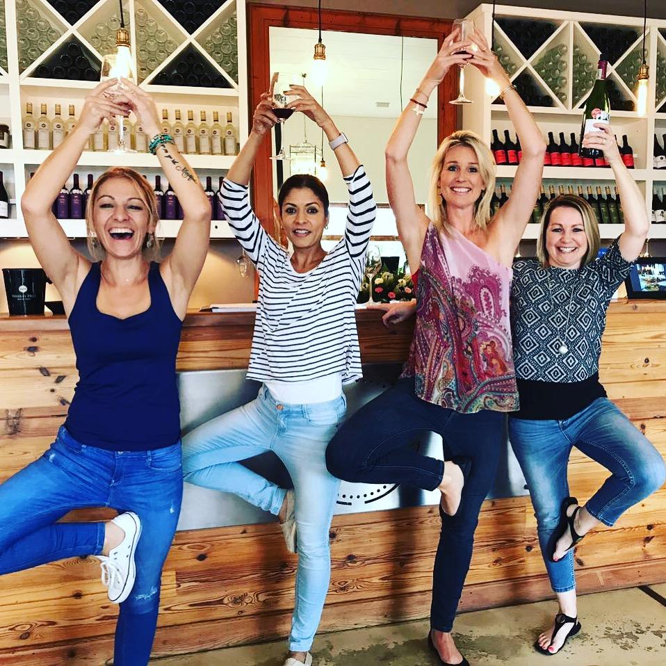 Yoga & Wine-facilitator