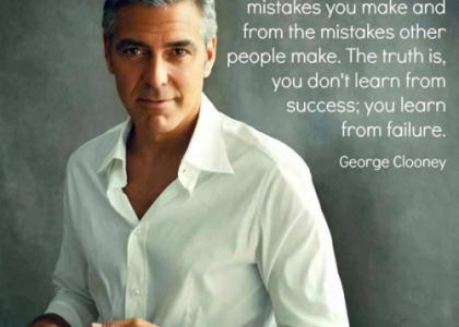learn-from-the-mistakes-george-clooney-quotes-sayings-pictures